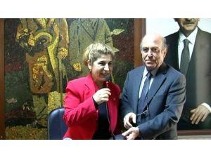 CHP'nin Eski İl Başkanı Yeniden Adaylığını Açıkladı