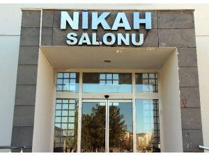 Terör, Özel Günleri De Vurdu, Diyarbakır'da Nikah Salonları Boş Kaldı