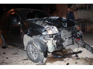 Cezaevi Firarisi Polisi Yaraladı