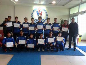 Erzin Bahri Çelen Anadolu Lisesi voleybol turnuvasında Türkiye finallerine kaldı