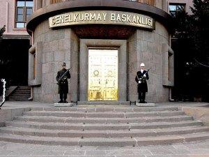 Genelkurmay'dan 'beraat' açıklaması