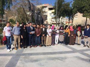 AK Partili Gençler 28 Şubat Darbesini Kınadı