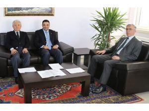 Aksaray'da OSB'nin Sorun Ve İhtiyaçları Değerlendirildi