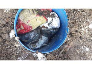 Bingöl ve Tunceli'deki 17 sığınakta patlayıcı malzeme bulundu