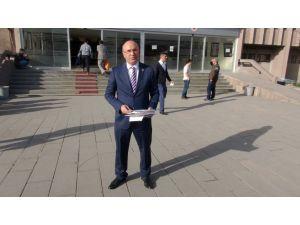 CHP'li Tanal'dan, Cumhurbaşkanı Erdoğan hakkında suç duyurusu
