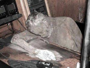 Kayıp yatta mumyalaşmış ceset bulundu