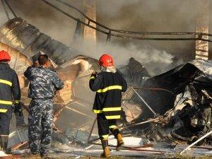 Irak'ta camiye intihar saldırısı: 20 ölü