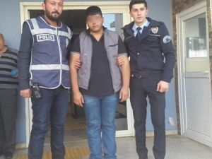 Antalya'da İş Yerinden Hırsızlık İddiası