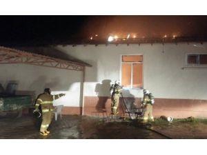 Koyunculuk Enstitüsü'nde Yangın