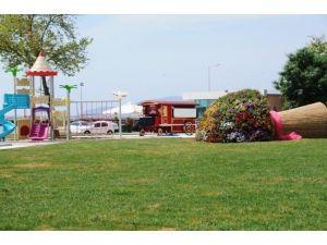 Mutlukent Çay Bahçeleri Altınova Sahilini De Renklendirecek