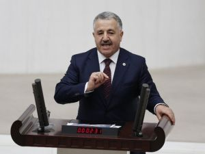 AK Parti Kars Milletvekili Ahmet Arslan: