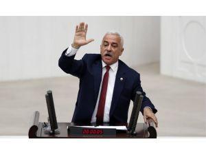CHP'li Özdiş: Ben de Cumhurbaşkanını tanımıyorum