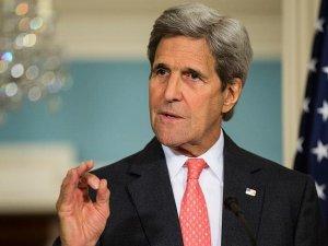 Kerry, Suriye yönetiminden biraz ahlaklı olmayı denemelerini istedi