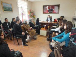 Malazgirt'te Rehber Öğretmenler Değerlendirme Toplantısı