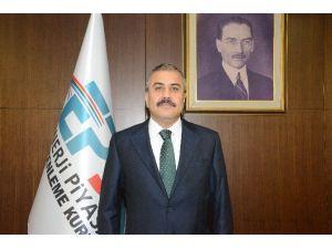 Mustafa Yılmaz, 2. Kez Enerji Piyasası Düzenleme Kurumu Başkanlığı'na Atandı