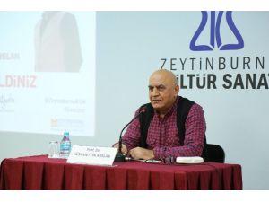 """Prof. Dr. Hüsamettin Arslan: """"Etik, Eşittir Ahlak Değildir"""""""
