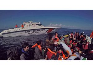 Türk denizlerinde iki yılda 348, son iki ayda 140 göçmen öldü