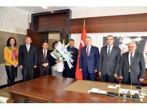 Aydın'da Deprem Haftası Etkinlikleri