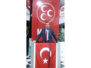 Babaeski MHP İlçe Teşkilatı'ndan Bahçeli'ye Destek