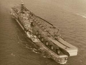 İngiltere'ye Falkland Savaşı'nı kazandıran efsane uçak gemisi otel olacak