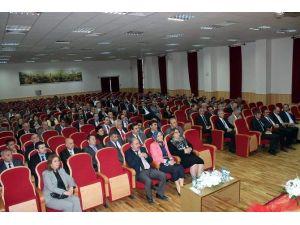 Aydın Milli Eğitim Müdürü Töre, Okul Müdürleriyle Buluştu