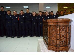 Polis Eğitim Merkezinde Orta Sandığı Uygulaması