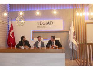 Türk iş adamlarına İran Ticaret Müsteşarı'ndan davet