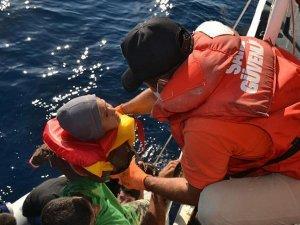 Ege Denizi'nde göçmen hareketliliği 11 kat arttı