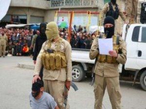 IŞİD, Bu Kez Kendi Militanlarını İdam Etti!