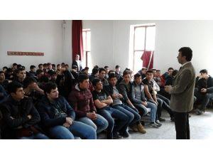 Lise Öğrencilerine İş Güvenliği Eğitimi