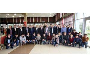 Başkan Vekili Özak, Gençlerle Medeniyet Yolu'nda Bir Araya Geldi