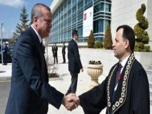 AYM Başkanı Arslan: Aldığımız Kararlar Herkesi ve Her Kurumu Bağlar