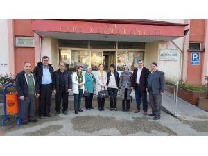Şenpazar AK Parti İlçe Teşkilatı; Kılıçdaroğlu Hakkında Suç Duyurusunda Bulundu