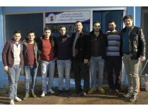 Malkaralı Gençlerin Kurduğu Dernek Basına Tanıtıldı