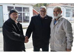 Başkan Bozkurt Vatandaşlarla Buluşmaya Devam Ediyor