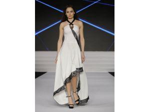 Denizli tekstili defileyle tanıtıldı