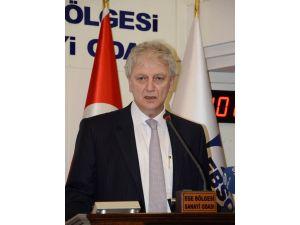 EBSO Başkanı: Bir sanayici olarak BMC'nin taşınmasına üzüldüm