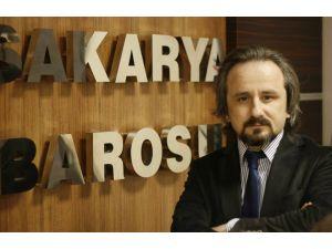 Sakarya Baro Başkanı Kazan: Anayasal devlet ciddi bir tehlike altında