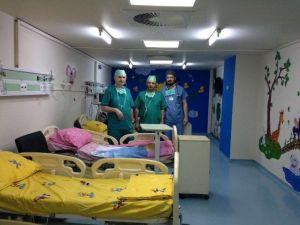 Atatürk Üniversitesi Araştırma Hastanesi'ne Pediatrik Premedikasyon Odası Kuruldu