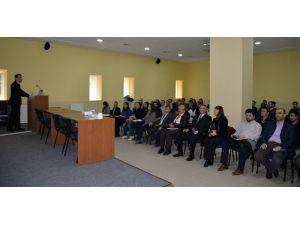 UÜ'den 1001 Projesi Yazım Çalıştayı