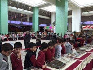 Çanakkale Gezici Müzesi Tokat'ta