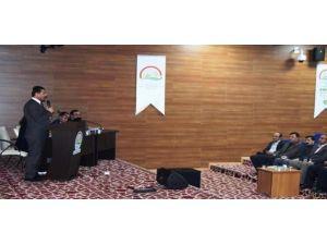 Zirai Sektör Temsilcilerini Bilgilendirme Toplantısı