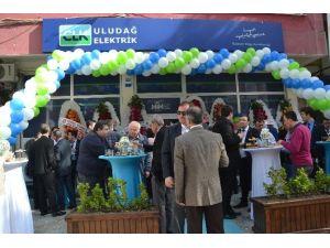 Clk Uludağ Elektrik'ten Balıkesir'e Yeni Ödeme Merkezi