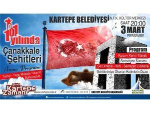 Kartepe'de Perşembe Günü Çanakkale Şehitleri Anma Programı Düzenlenecek