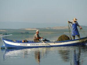 Manisa'da Su Ürünleri Av Yasakları Başladı