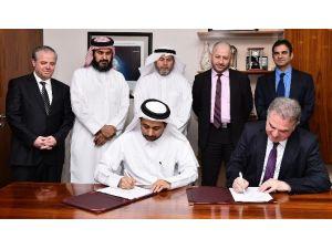 SAÜ İle Katar Üniversitesi Arasında Akademik İşbirliği Protokolü İmzaladı