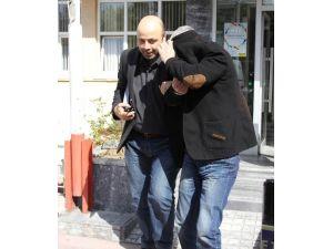 Hırsızlık Suçundan 4 Yıl Cezası Bulunan Şahıs Tutuklandı
