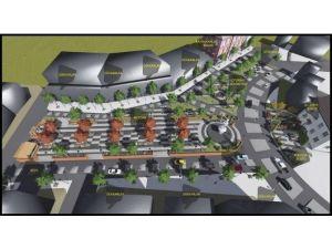 Başçiftlik Meydan Projesinde Geri Sayım