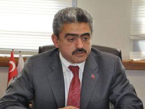 Başkan Haluk Alıcık'ın Deprem Haftası Mesajı