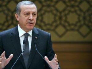 Erdoğan Gana'da konuşuyor